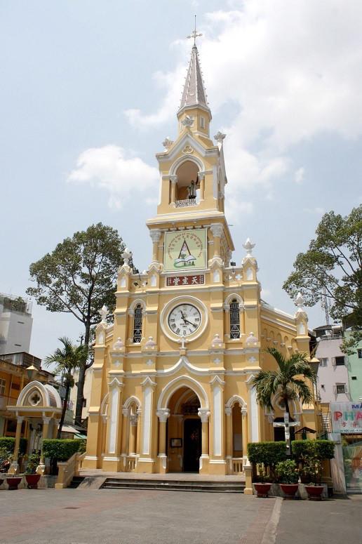 チャータム教会