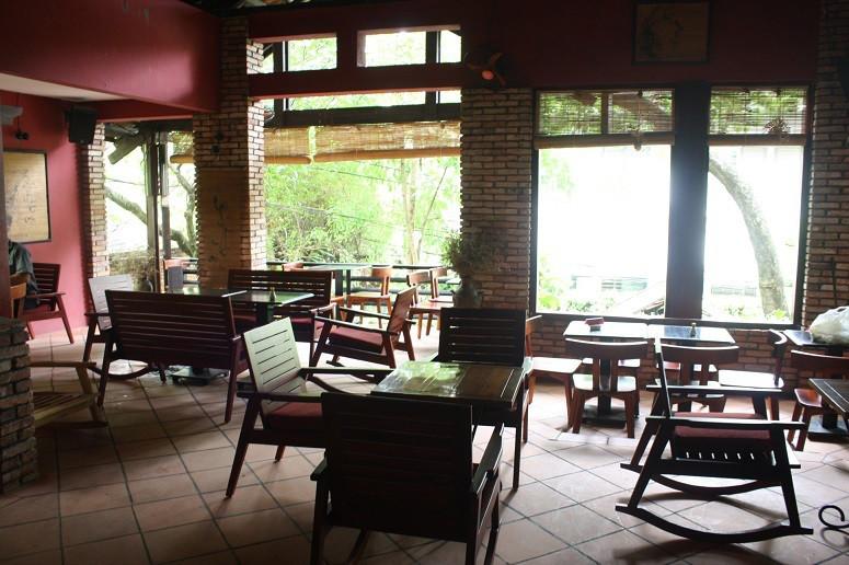 Cafe Soi Daの2階席