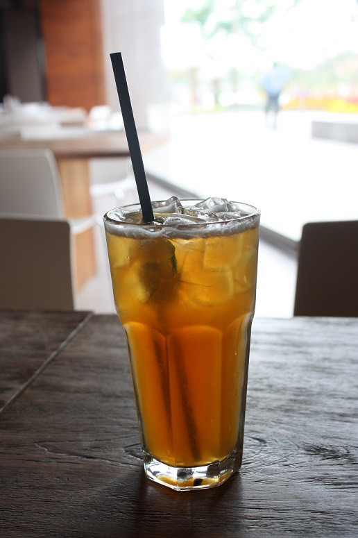 ICED TEA(MANGO)