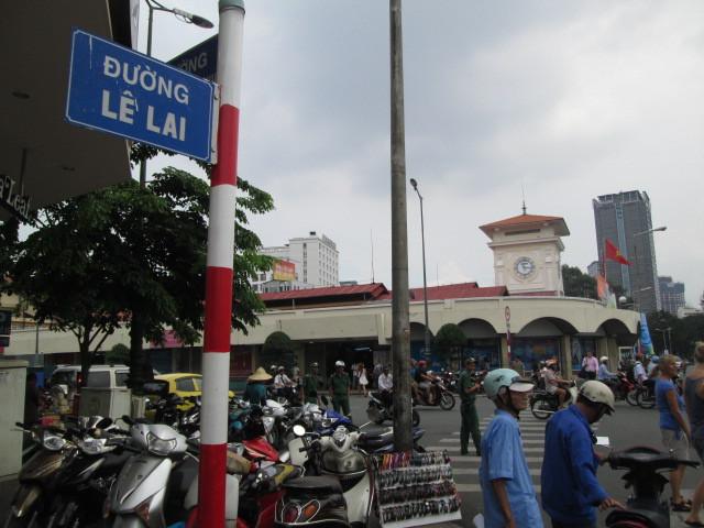 レライ(Le Lai)通り