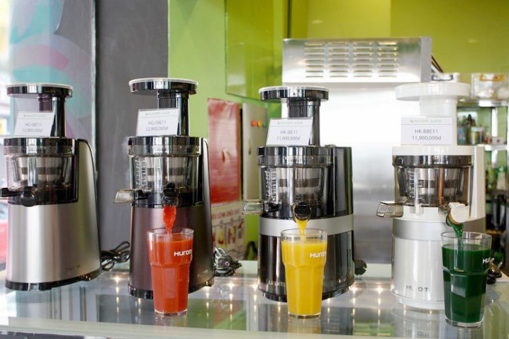 Hurom Juice Cafe
