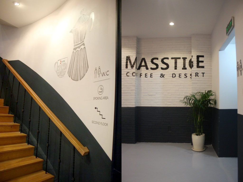 MASSTIGE COFFEE & DESSERT