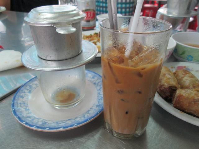 BANH XEO 46Aのベトナムコーヒー