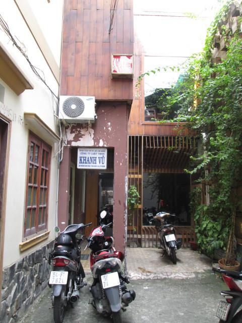 Cliché Coffeeの入口