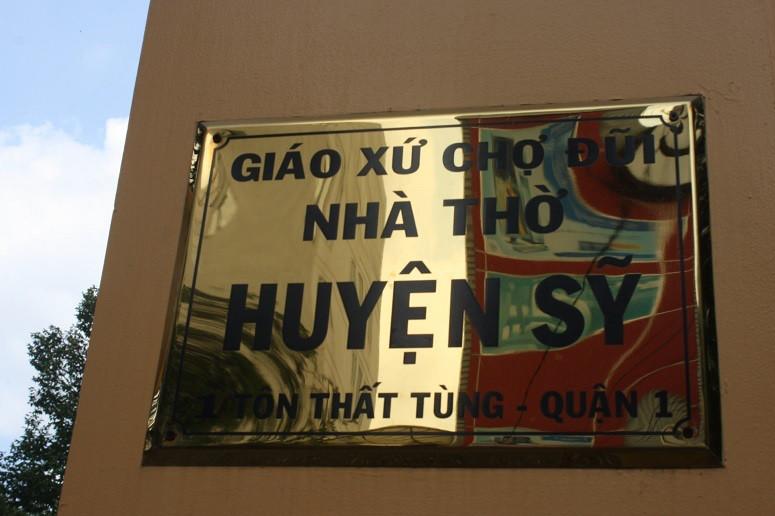 Nha tho Huyen Sy