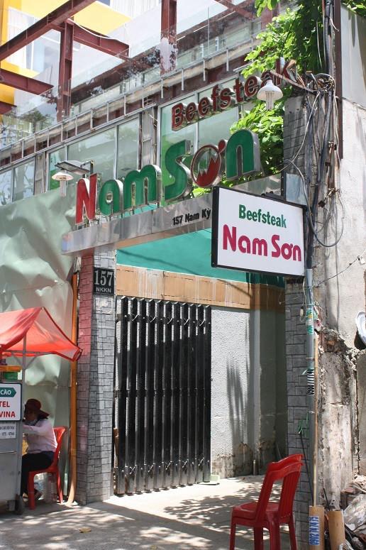 Nam Sonの入口