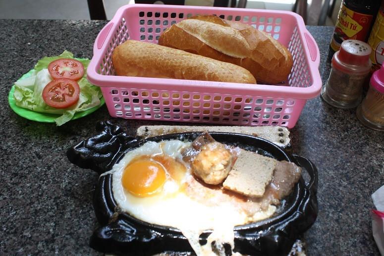 Nam Sonのビーフステーキ