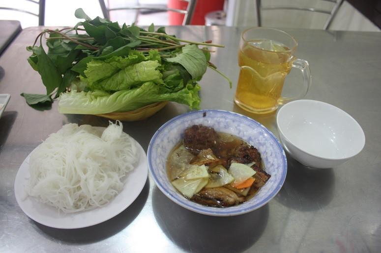 BUN CHA HO GUOM