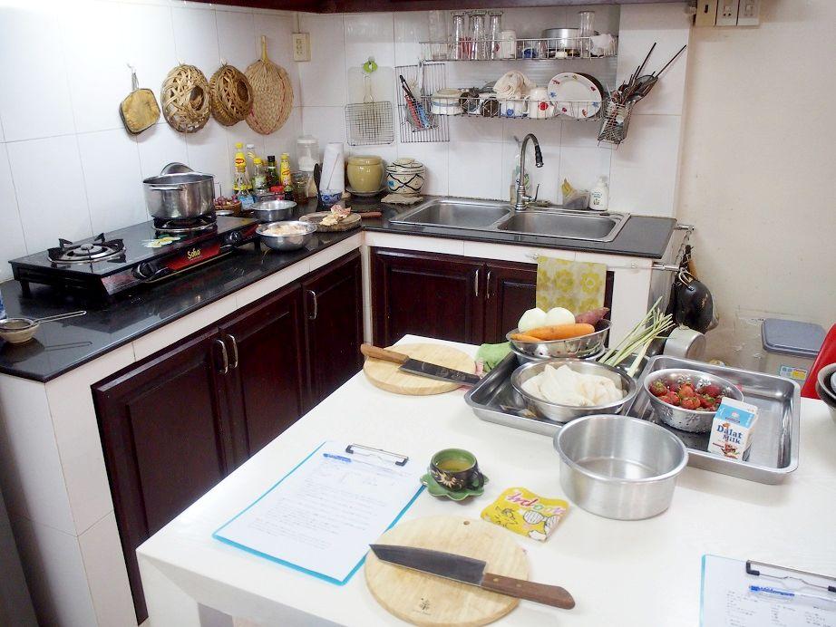 ヴァンダイエット料理教室
