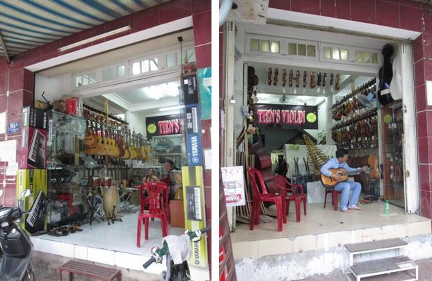 Nguyen Thien Thuat通り