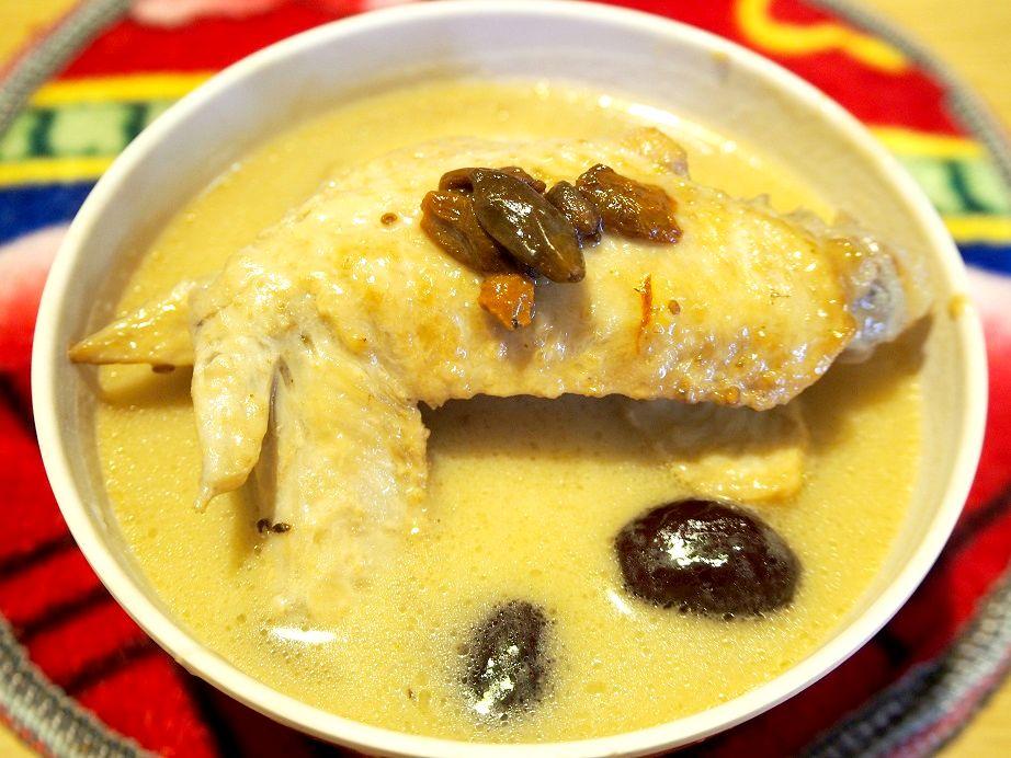 ベトナム風薬膳スープ