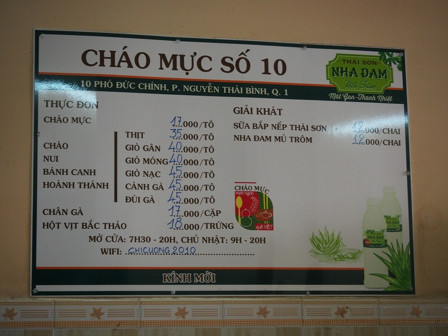 Quan CHAO MUC 10