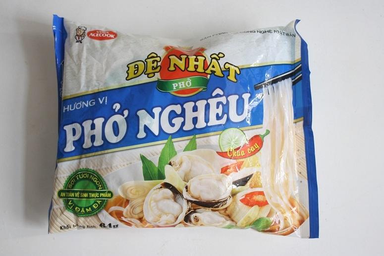 はまぐりのフォー(Pho Ngheu)