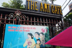 THE ART CAFE@ホーチミン