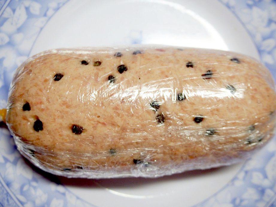 黒胡椒入りのベトナムハム