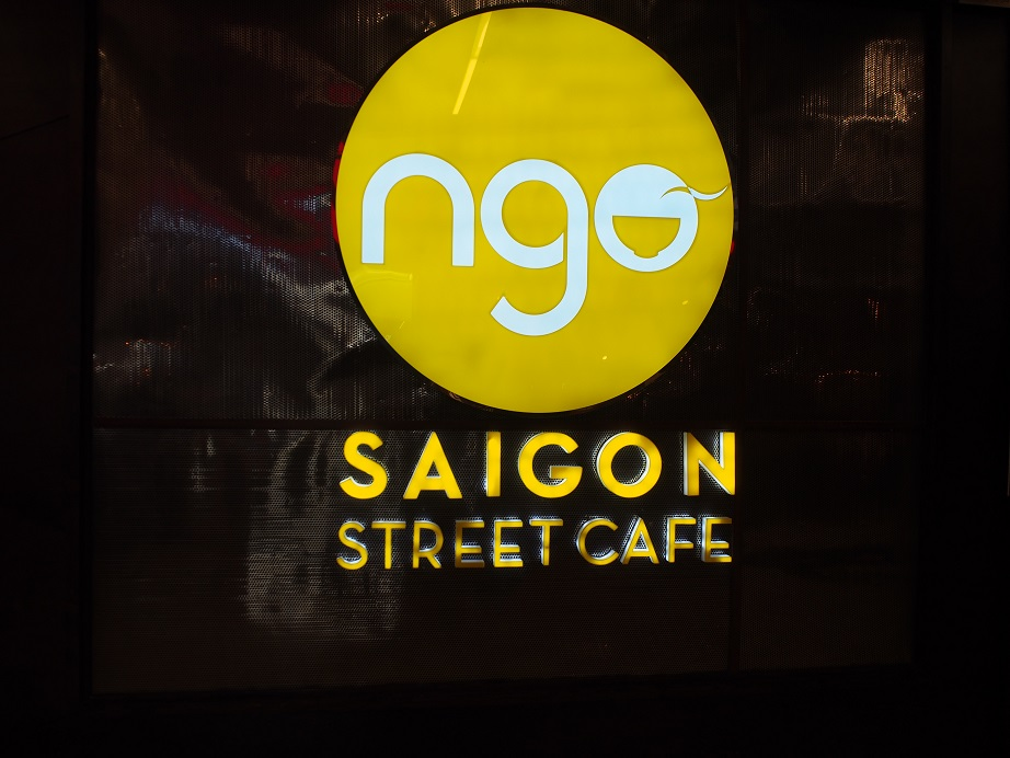 ngo SAIGON STREET CAFE