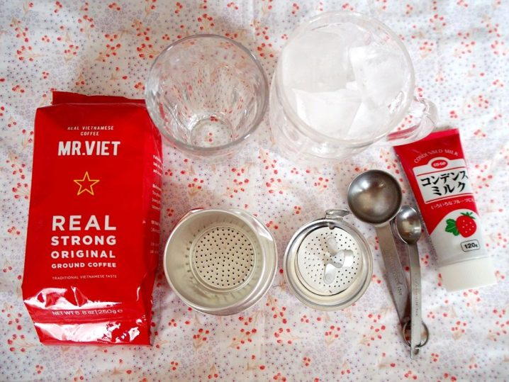 自宅でベトナムコーヒーを淹れてみよう♪