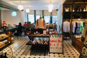 L'USINE(ルージン) レタントン通り店