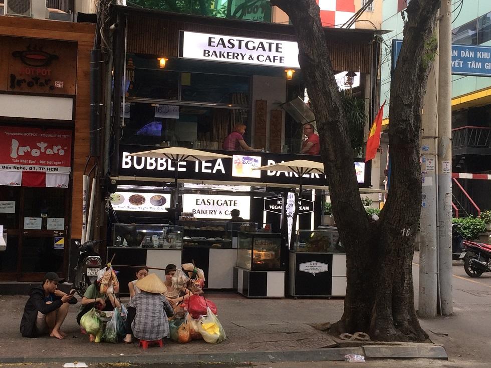 EASTGATE BAKERY & CAFE(イーストゲート・ベーカリー&カフェ)