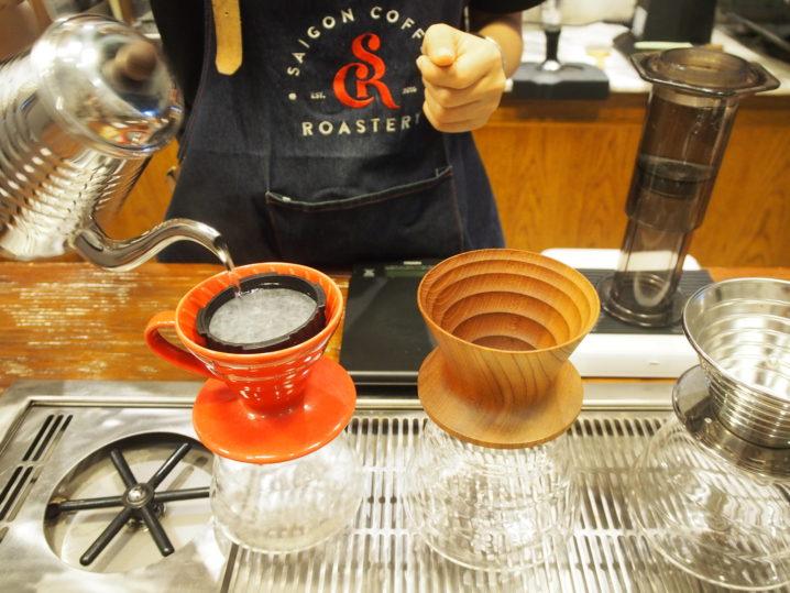 Saigon Coffee Roastery(サイゴン・コーヒー・ロースタリー)