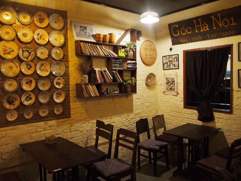 GOC HA NOI CAFE