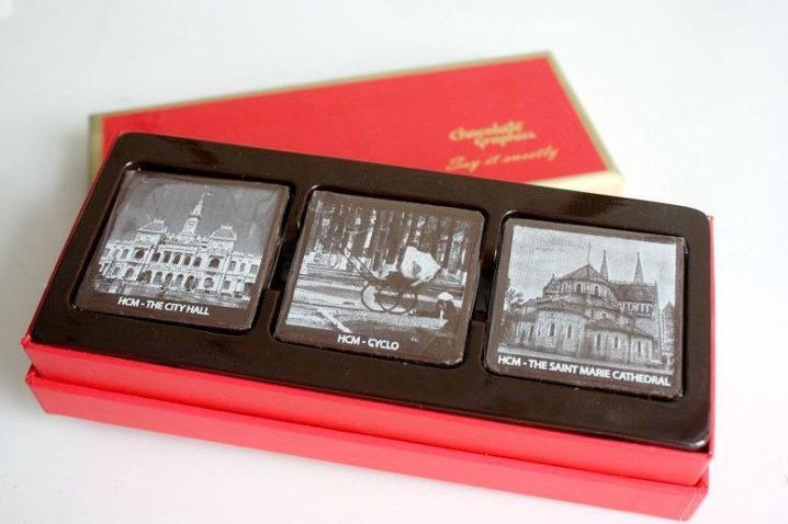 chocolate graphics(チョコレートグラフィックス)