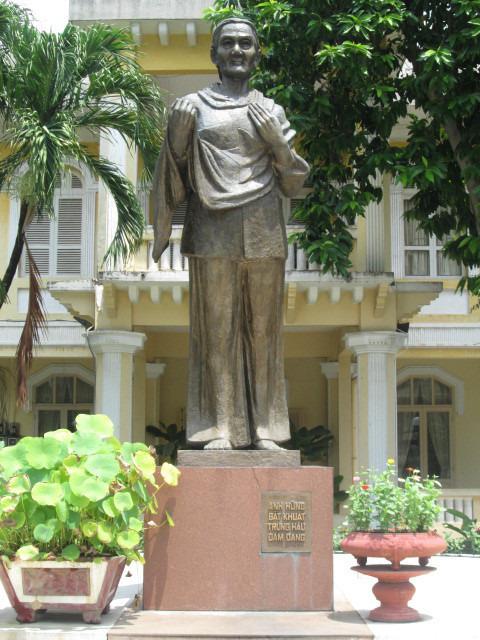 南部女性博物館(BAO TANG PHU NU NAM BO)