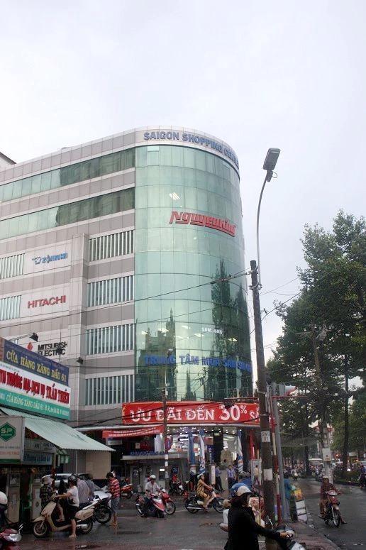家電量販店「Nguyen Kim(グエンキム)」