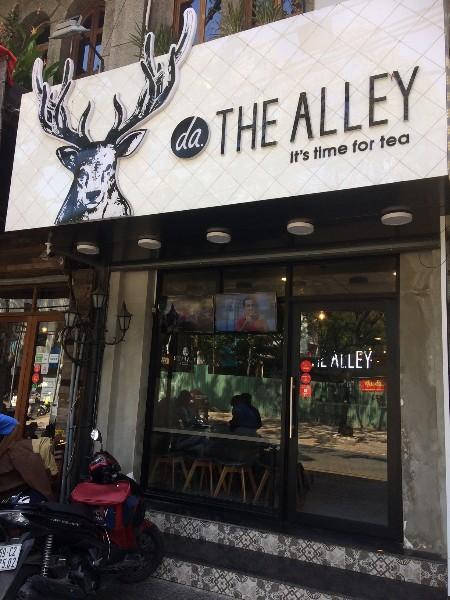 THE ALLEY(ジ・アレイ)