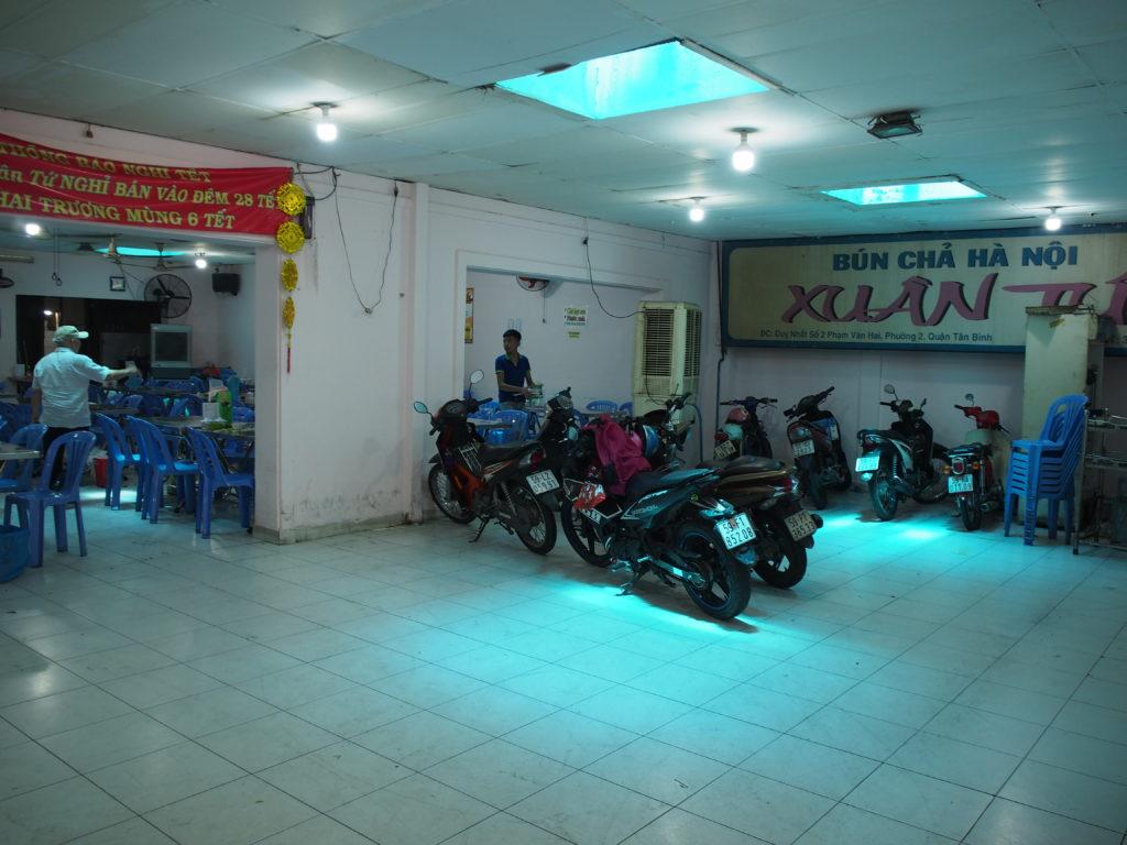 BUN CHA HA NOI Xuan Tu(ブンチャー・ハノイ・スァントゥ)