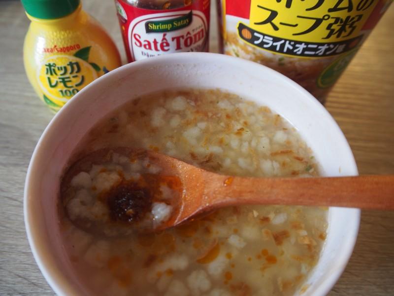 アイ・ジー・エム ベトナムのスープ粥 フライドオニオン味
