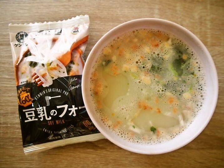ケンミン 豆乳のフォー(フリーズドライ食品)