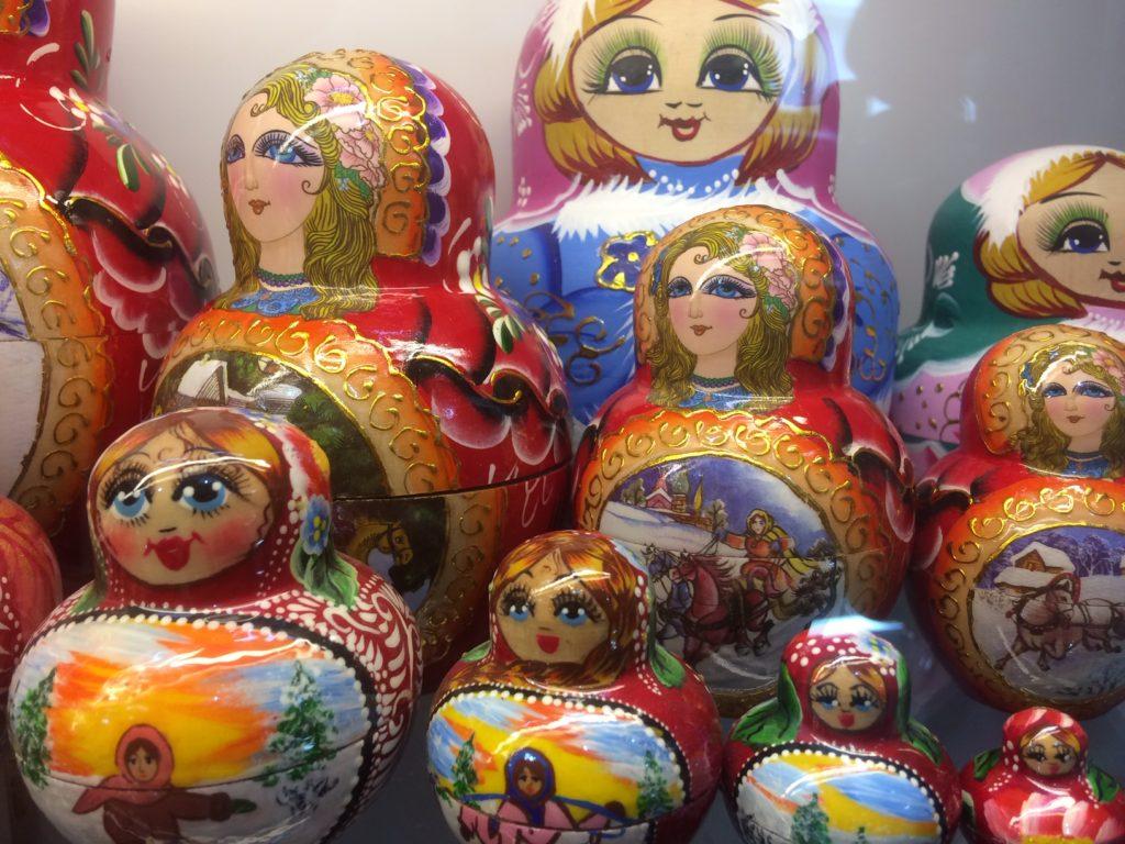 ロシアンマーケット(Chợ Nga)