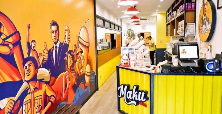 【名古屋市中区丸の内】タピオカミルクティー&バインミー専門店「Maku CHA」
