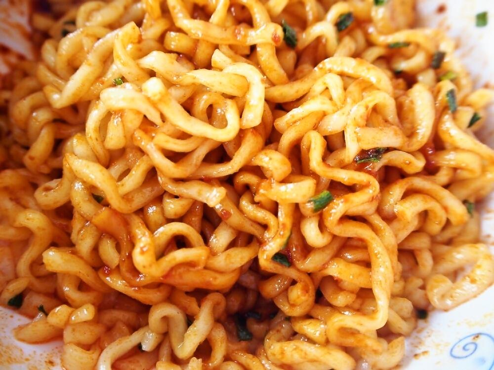 【ベトナム・インスタント麺図鑑】~第36回 Siu Kay(ゲキカラ)huong vi haisan~