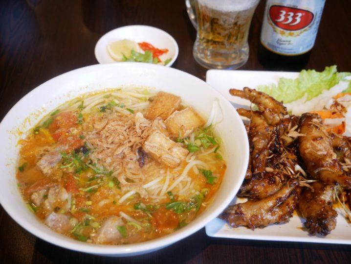 【名古屋市千種区今池】ベトナム料理の種類が豊富なディープなレストラン「Nha Hang Sen Viet」