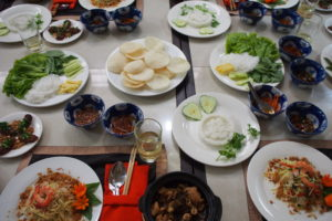 ベトナム料理教室「Mai Home cooking class」③〜ベトナム風つくね編〜