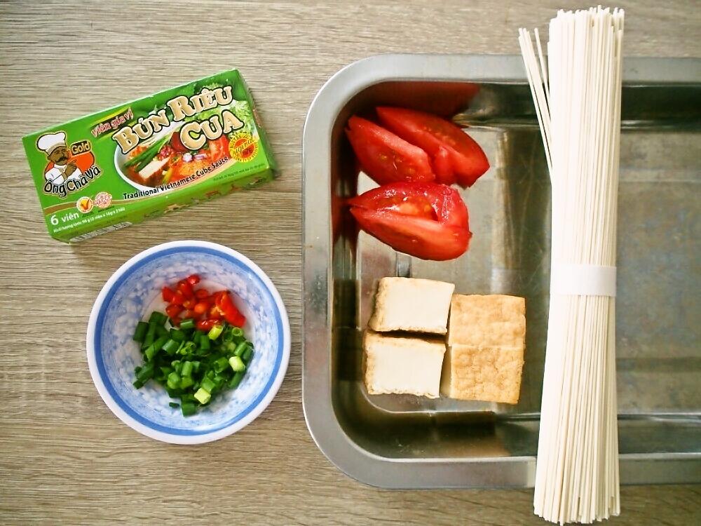 3種類の方法で再現☆ブンリュウクア(蟹汁麺)を作ろう♪