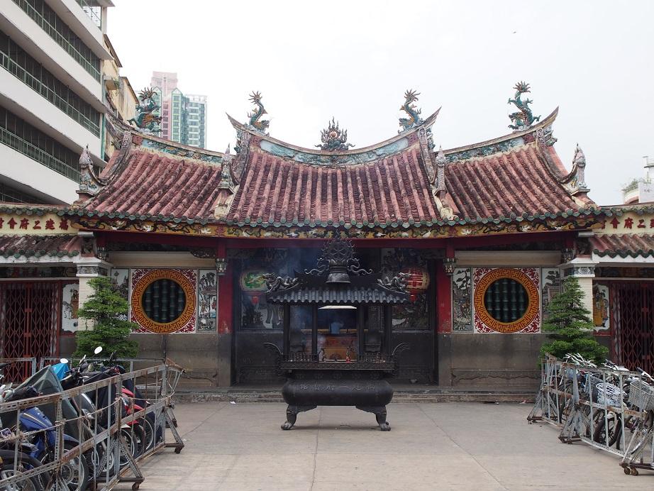 ホーチミンにある中国寺院4選