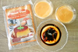 dfe ベトナム カスタードプリンの素【日本で買えるベトナム食材27】