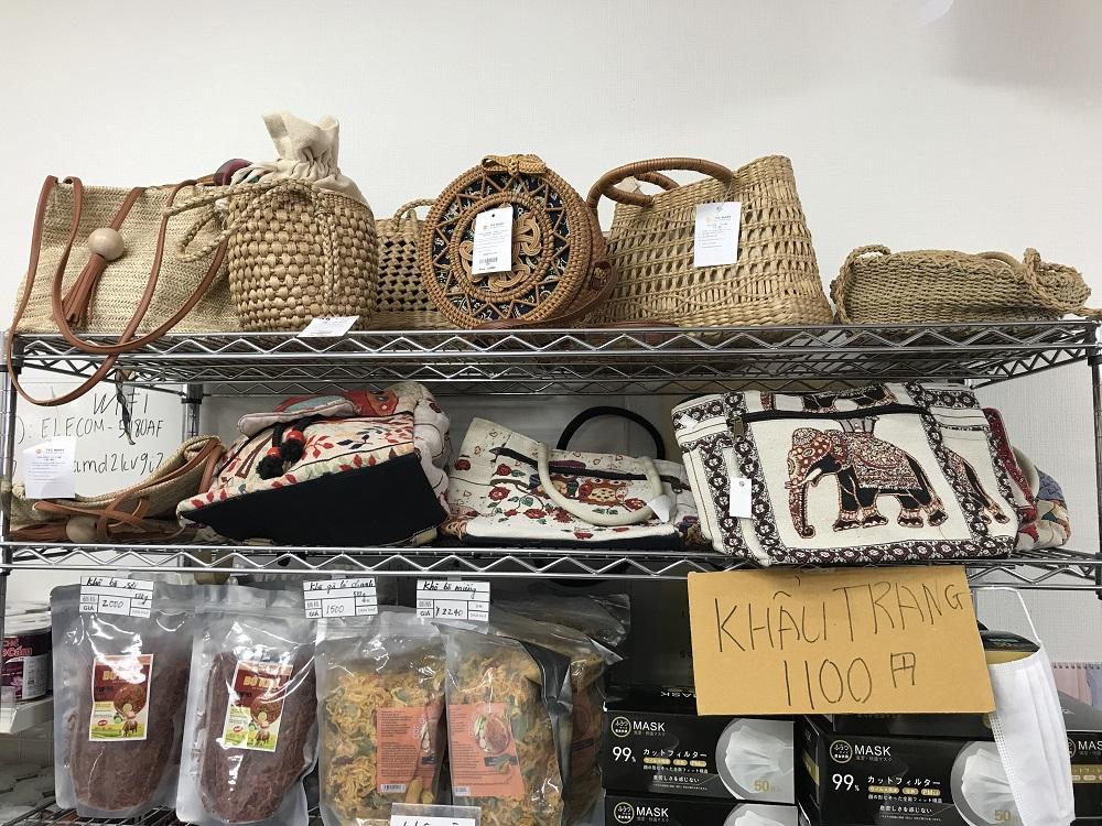 【愛知県一宮市】商店街内にあるベトナム食材店「CHỢ VIỆT NHẬT ベトナム市場」