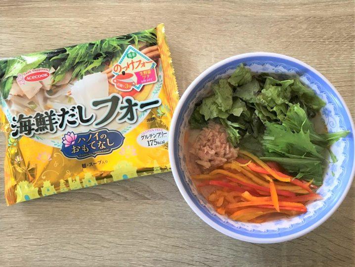 エースコック ハノイのおもてなし 海鮮だしフォー【日本で買えるベトナム食材31】