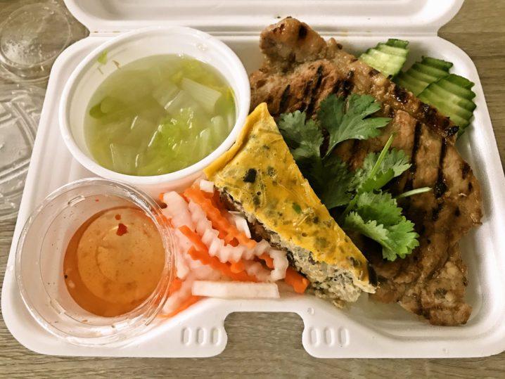 お家でベトナムの味を☆「ダラット・マリムラ」のお弁当
