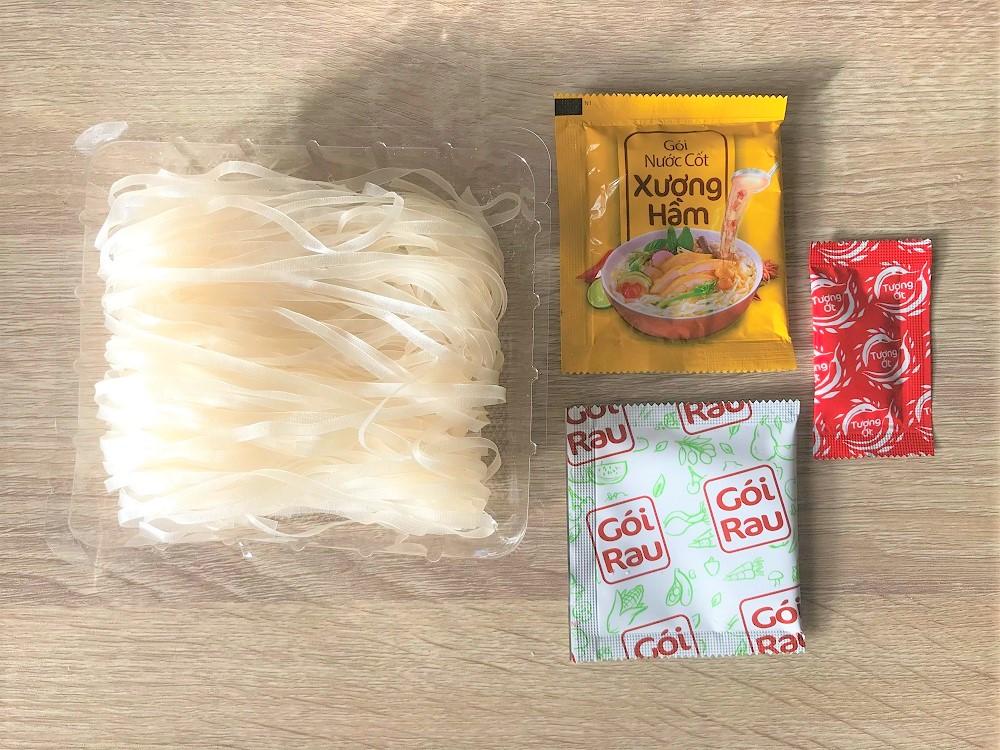 【ベトナム・インスタント麺図鑑】~第41回 CUNG ĐÌNH Phở Gà Hà Nội~ ※日本でも発売