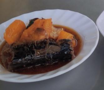 【妄想ぐるめ】「秋刀魚のパイナップル煮」を作ってみた。