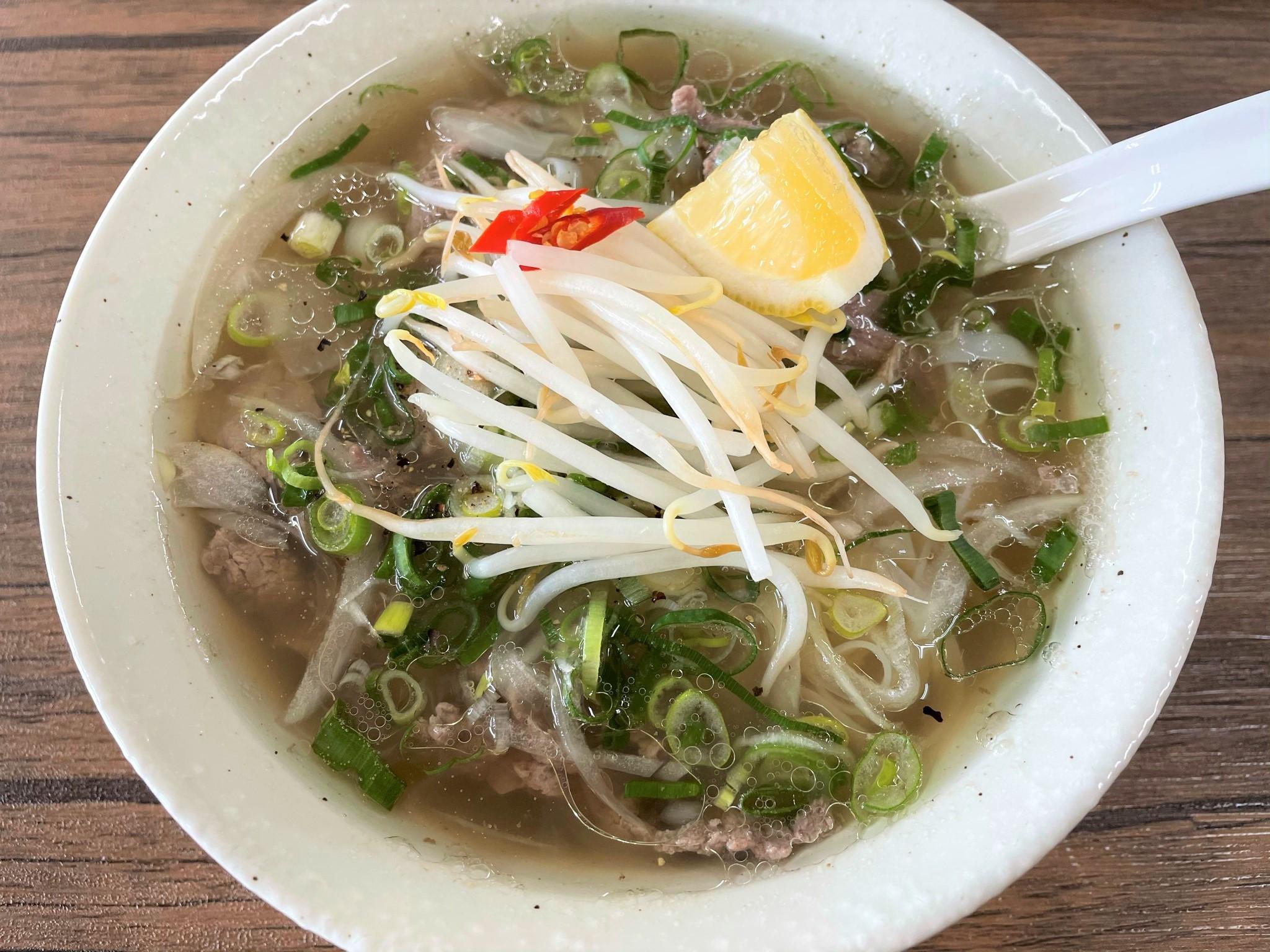 【番外編】岐阜県岐阜市のベトナム料理店「フォークチ」