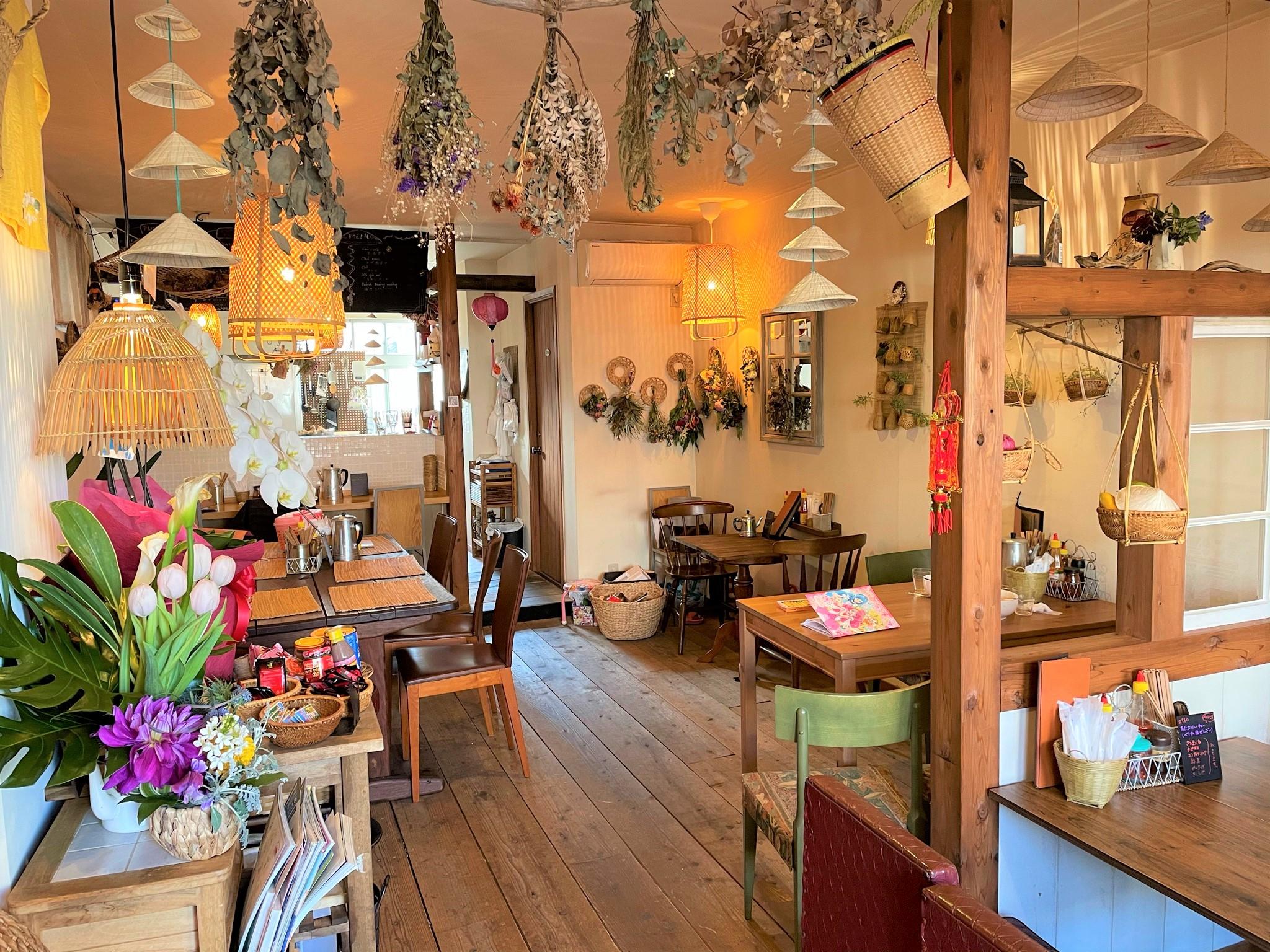 移転オープン!ベトナム料理店「Dalat-Marimura」