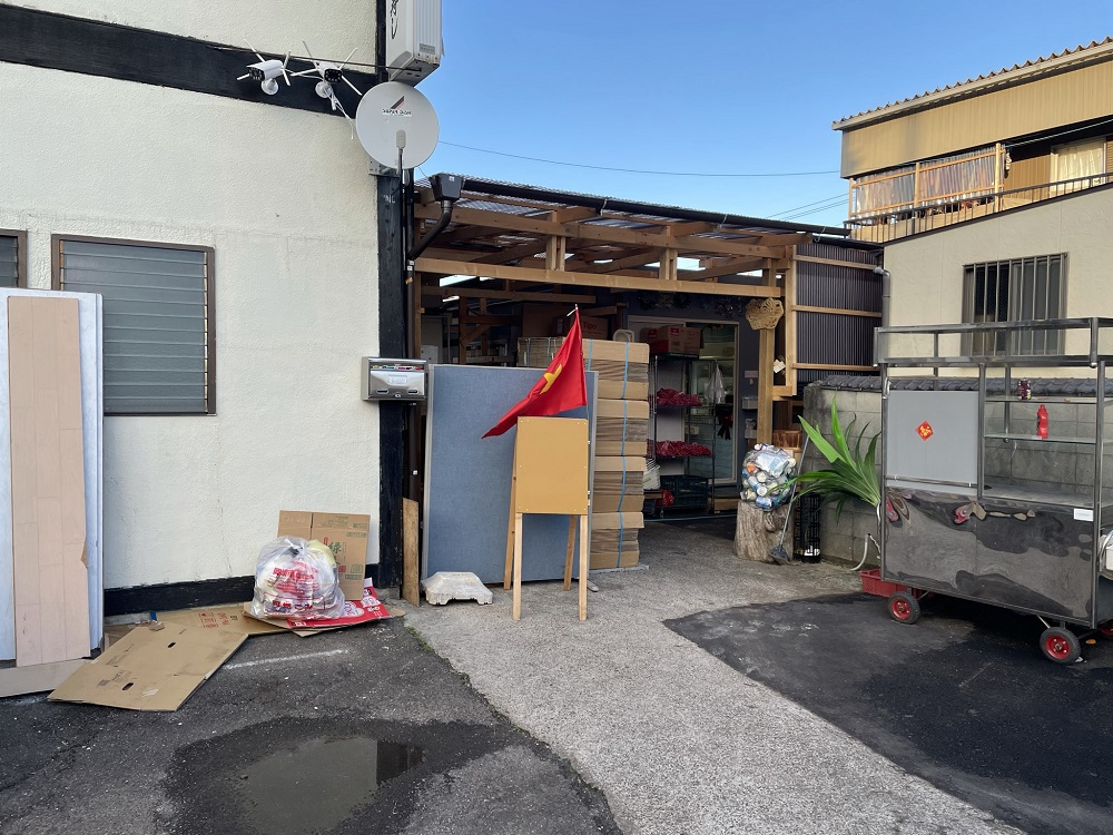 【愛知県豊明市】隠れ家のようなベトナム食材店「Cho Viet Toyoake」 ※来月、併設のレストランがOPEN予定