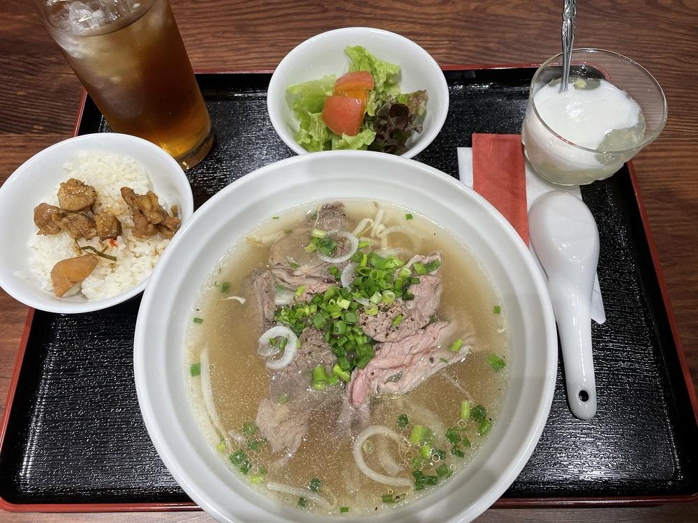 【名古屋市東区新栄】重厚感のある店内でいただく本格ベトナム料理「TRONG DONG RESTAURANT(チョン・ドン・レストラン)」