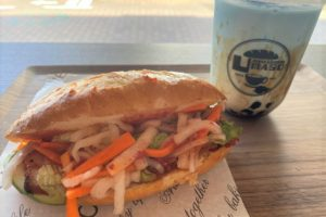 【名古屋市港区】バインミーとタピオカミルクティーのお店「BREAD & COFFEE UMASO」